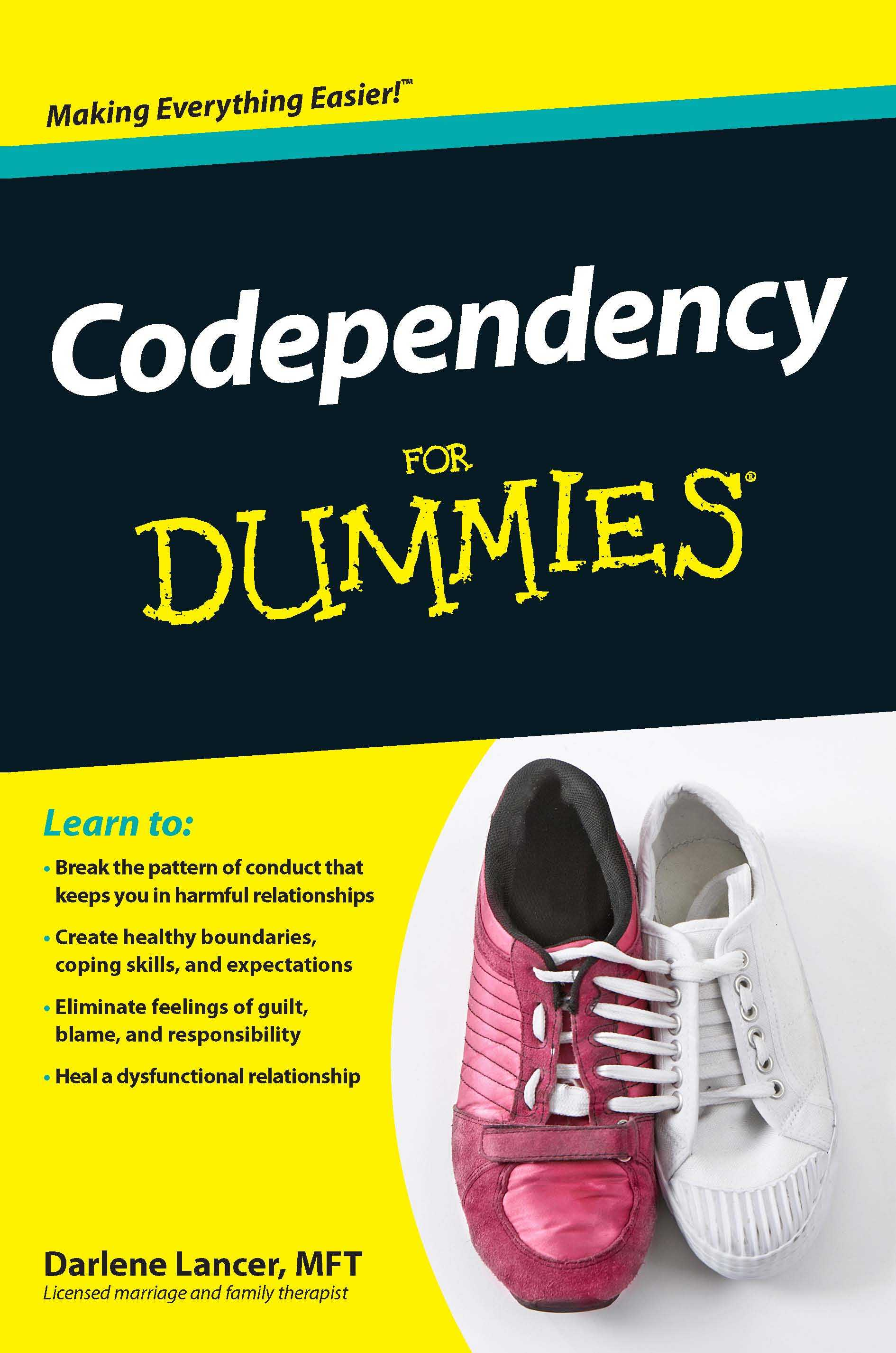 cover full codependency for dummies