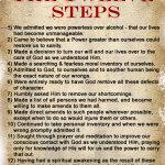 12 krokov AA